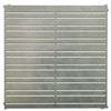"Mechanic's Time Savers 12""x12""  Magna Panel, Tool Organizer, Silver"