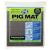 "New Pig Corporation 15.5"" x 19"" Universal Light-Weight Absorbent Mat Tablet"