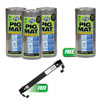 New Pig Corporation PIG® Universal Light-Weight Absorbent Mat Roll (Buy 3, Get 1 FREE!) w/FREE PIG® Magnetic Roll Holder