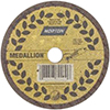 "Norton Medallion Cut-Off Wheels - 3""x1/16"", 5-pk"