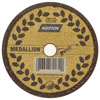 "Norton Medallion Cut-Off Blades, 3"" x 1/32"" x 3/8"", Package of 5"