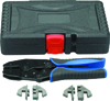OTC Tools & Equipment Weather Pack Ratcheting Crimper Kit