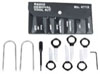 OTC Tools & Equipment Euro Radio Removal Tool Kit