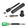 OTC Tools & Equipment Ford Spark Plug Remover Kit, Triton 3V w/FREE Compression Tester Ford 12mm Adapter