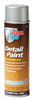 POR-15 Detail Paint Cast Aluminum, 15 oz. Spray