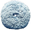 "Presta 7-1/4"" Quik Pad Blue Blended Wool Soft Polish Pad"