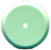 "Presta 9"" Quik Pad Green Foam Light Cut Pad"