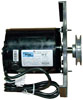 "Port-A-Cool 1/2 HP One-Speed Belt-Drive Motor with 57"" Harness and Quick Connect"