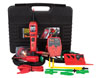 Power Probe Power Probe 4 Master Combo Kit, Red