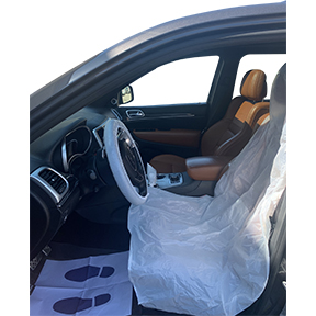 RBL Products, Inc. 5 IN 1 Car Cover Protection