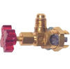 Robinair Piercing Valves with Flow Control, 1/4 SAE Connector Size
