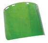 SAS Safety Replacement Face Shield, Green