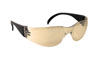 SAS Safety Black Frame NSX™ Safety Glasses with In & Outdoor Lens