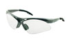 SAS Safety Gray Frame Diamondbacks™ Safety Glasses with Clear Lens