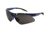 SAS Safety Blue Frame Diamondbacks™ Safety Glasses with Gray Lens