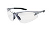 SAS Safety Silver Frame DB2™ Safety Glasses with Clear Lens