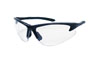 SAS Safety Black Frame DB2™ Safety Glasses with Clear Lens