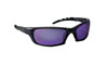 SAS Safety Charcoal Frame GTR™ Safety Glasses with Purple Haze Lens
