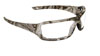SAS Safety Dry Forest Camo Safety Glasses with Clear Lens