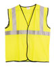 SAS Safety ANSI Class 2 Safety Vest, Yellow, 3X-Large