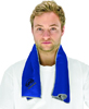 SAS Safety ThermaSure™ Cooling Blue Towel