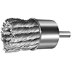 S & G Tool Aid End Brush, Hollow End Knot