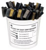 S & G Tool Aid Bucket Of Easy Grip Brushes