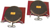 S & G Tool Aid Wheel Alignment Turntables (Setof Two)