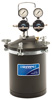 Sharpe 2.5 Gallon Pressure Pot with Dual Regulators