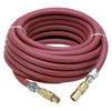 "Sharpe 3/8"" Air Hose with High-Volume Quick Connectors"