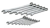 SK Hand Tool 6 Pt  SAE Combination Wrench Set, 14 Pc