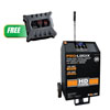 Solar 12/24 Volt 100/60/40/15/5/425A Fleet Charger w/FREE 12/24V Intelligent Battery Charger/Maintainer