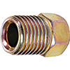 "SUR&R Auto Parts 3/8""-24 Inverted Flare Nut"