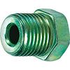 "SUR&R Auto Parts 1/2""-20 Inverted Flare Nut"