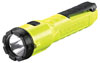 "Streamlight 3AA ProPolymer® Dualie® with 3 ""AA"" Alkaline Batteries in Clam, Yellow"