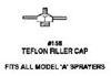 Sure Shot filler cap assy f/1000/2000