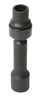 """Sunex Tools 1/2"""" Drive 12 Point Ford Drive Line Impact Socket, 12mm"""