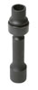 """Sunex Tools 1/2"""" Drive 12 Point Driveline Limited Clearance Impact Socket, 13mm"""