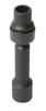 """Sunex Tools 1/2"""" Drive 12 Point Driveline Limited Clearance Impact Socket, 1/2"""""""