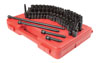 "Sunex Tools 80 Pc. 3/8"" Drive 6 Pt.  Master Impact Socket Set"