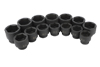 "Sunex Tools 1"" Dr SAE Deep Impact Socket, 16pc"