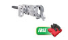 """Sunex Tools 1"""" Impact Wrench w/ 6"""" Extended Anvil w/FREE 1"""" Dr 10 Pc. Truck Impact Set"""