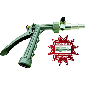 Thexton Heater Core Back Flush Tool with Air Assist