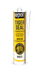 U-POL Products Tiger Seal Adhesive and Sealant, Cartridge, White, 10oz