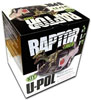 U-POL Products 1 Liter RAPTOR Kit Black NR
