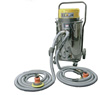Uni-ram 120V Portable Dustless Sanding Vacuums- Two Station, Dual Motor, Variable Power