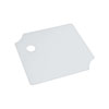 "U. S. Chemical & Plastics Plastic Mixing Board- 12"" x 12"""