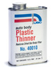 "U. S. Chemical & Plastics Auto Body Plastic Thinner, ""Honey"""