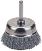 Firepower Power Brush: Wire Cup, Carbon Steel Wire, 2-12""