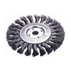 "Firepower 6"" Knotted Wheel Brush"